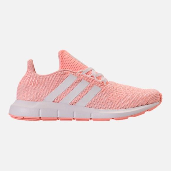 f9f15670f Girls Big Kids adidas Swift Run Casual Shoes